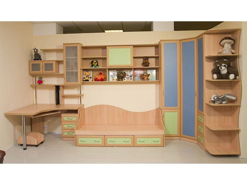 Детская комната на заказ в Красноярске